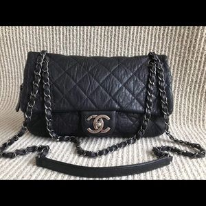 Chanel Easy Coco with ages calf skin and hardware